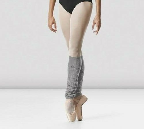 BLOCH Ladies Dance Cotton Textured Knit Leg Warmers Warm Up Z5520 Mirari